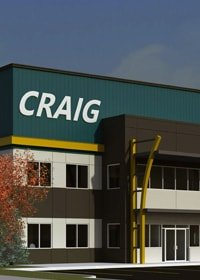 Craig Manufacturing - Blackfalds, Alberta, Canada