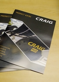 The Brand New Craig Manufacturing Product Guide
