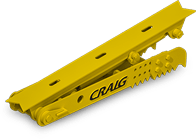 Craig Universal Pad Mount Hydraulic Thumb for Excavators