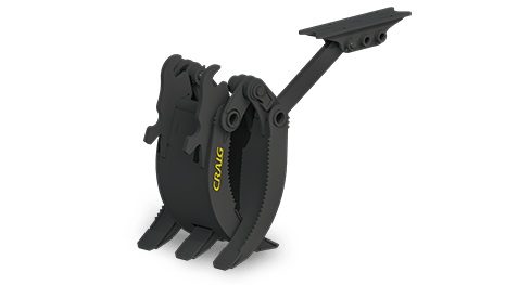 Excavator Attachments – Craig Manufacturing