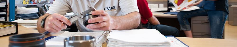 Technical Documents – Craig Manufacturing